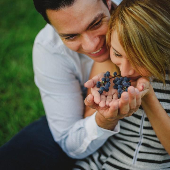 Engagement / Elisa y José Juan / Hacienda de Letras