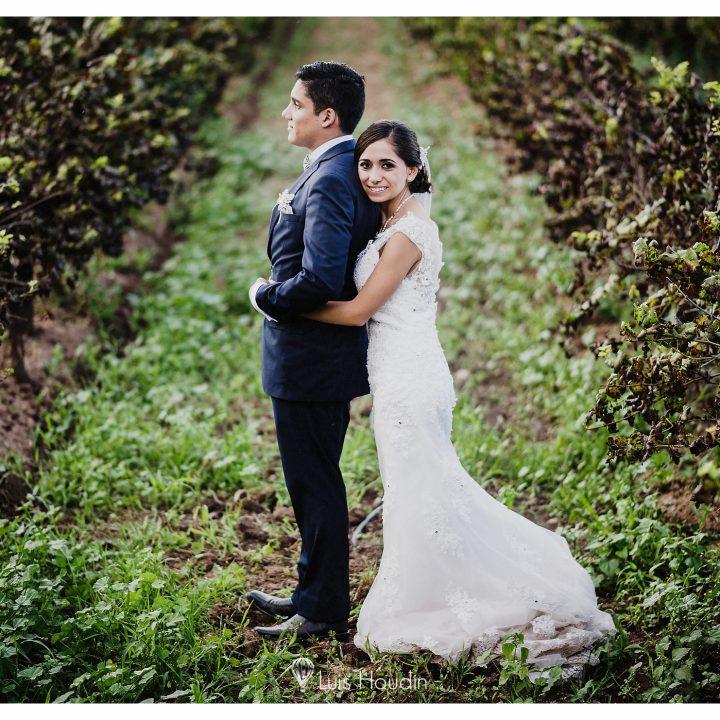 Wedding / Lily & Carlos / Viñedo Hacienda de letras